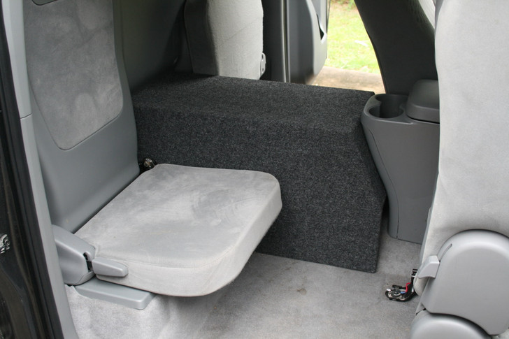 2010-2015 TOYOTA TACOMA ACCESS / EXTENDED CAB SUB BOX