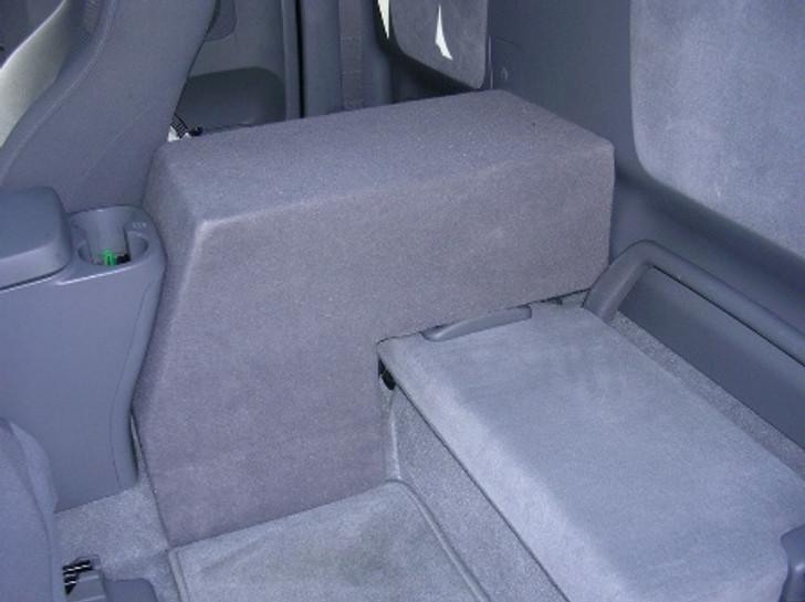 2005-2009 TOYOTA TACOMA ACCESS CAB SINGLE SUB BOX- LARGE CONSOLE