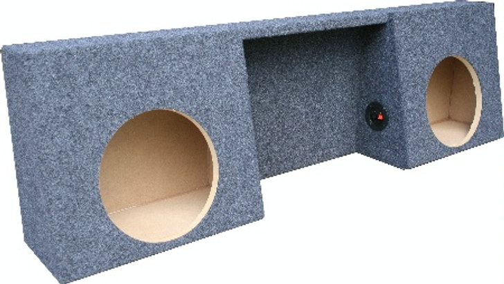 UNIVERSAL TRUCK BOX WITH AMP RACK