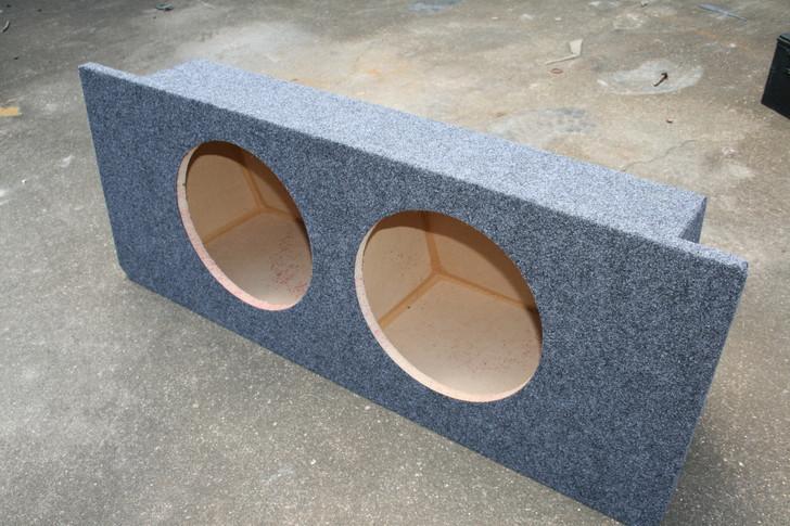 2008 - 2013 CADILLAC CTS DUAL SUBWOOFER BOX