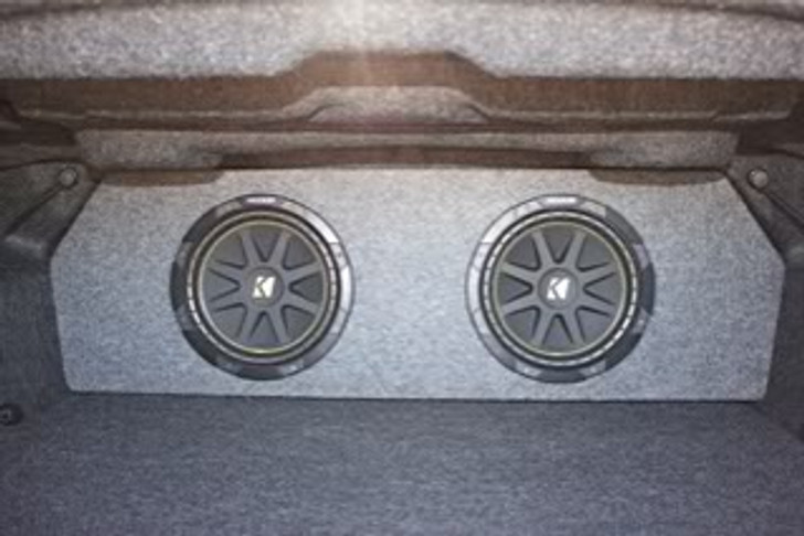 Dual Sub Box 2008-2012 Malibu