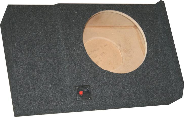 Single Sub Box 2007-2013 GM SIERRA CREW