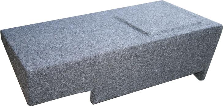 SINGLE SUB BOX 2007-2013 GMC SIERRA EXT CAB