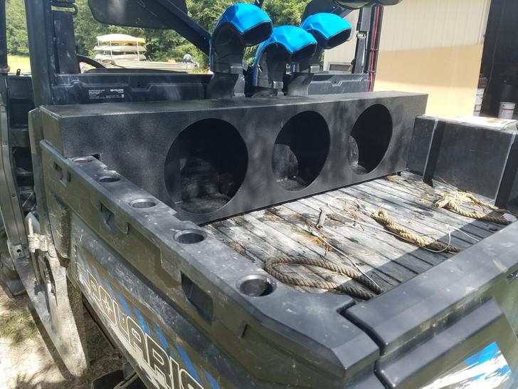 POLARIS RANGER BED BOX.. SEALED SUBWOOFER BOX