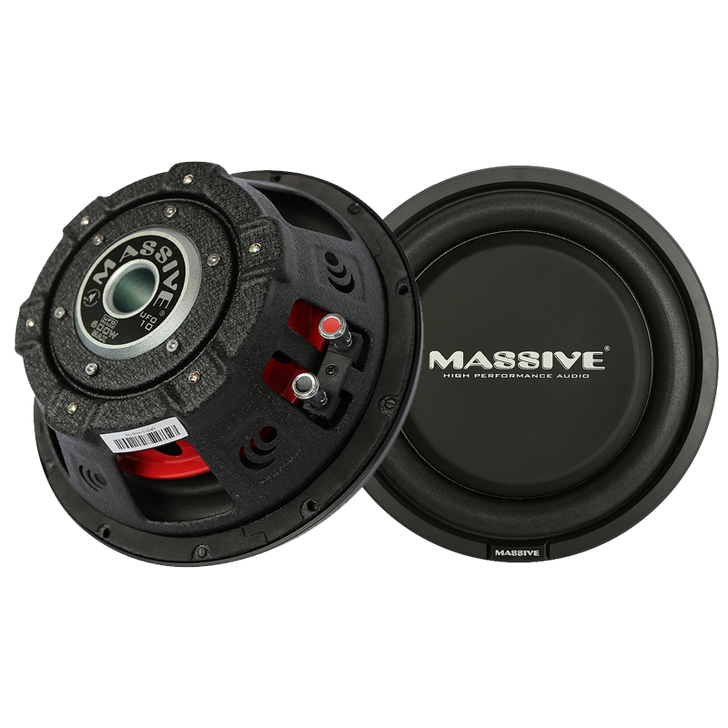 "UFO10 - 10"" 300w UFO Series Subwoofer by Massive Audio®"
