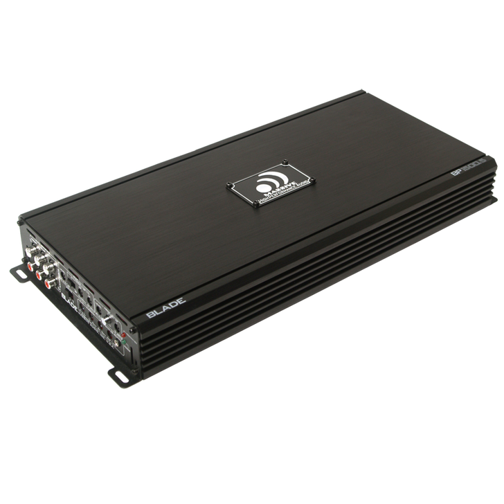 BP1500.5 V2 - 80 WATTS RMS X 4 + 500 WATTS @ 2 OHM FULL RANGE BLUETOOTH 5-CH AMPLIFIER by Massive Audio®