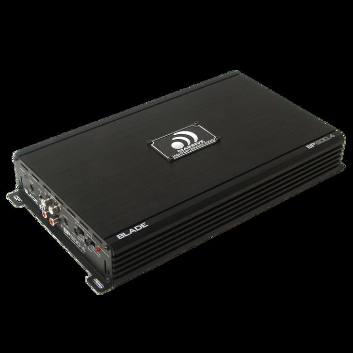 BP800.4 - 60 WATTS RMS X 4 @ 4 OHM 4 CHANNEL AMPLIFIER by Massive Audio®