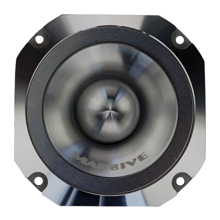 "MT1 - 60 WATTS RMS 4 OHM 1"" POWER BULLET TWEETER by Massive Audio®"