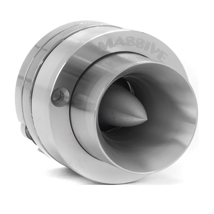 CT4 - 30 WATTS RMS 4 OHM 25.5MM SUPER BULLET TITANIUM TWEETER by Massive Audio®