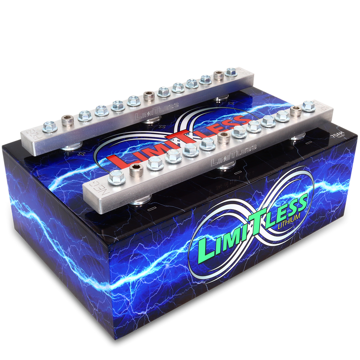 70AH (LiFePO4) Battery by Limitless Lithium