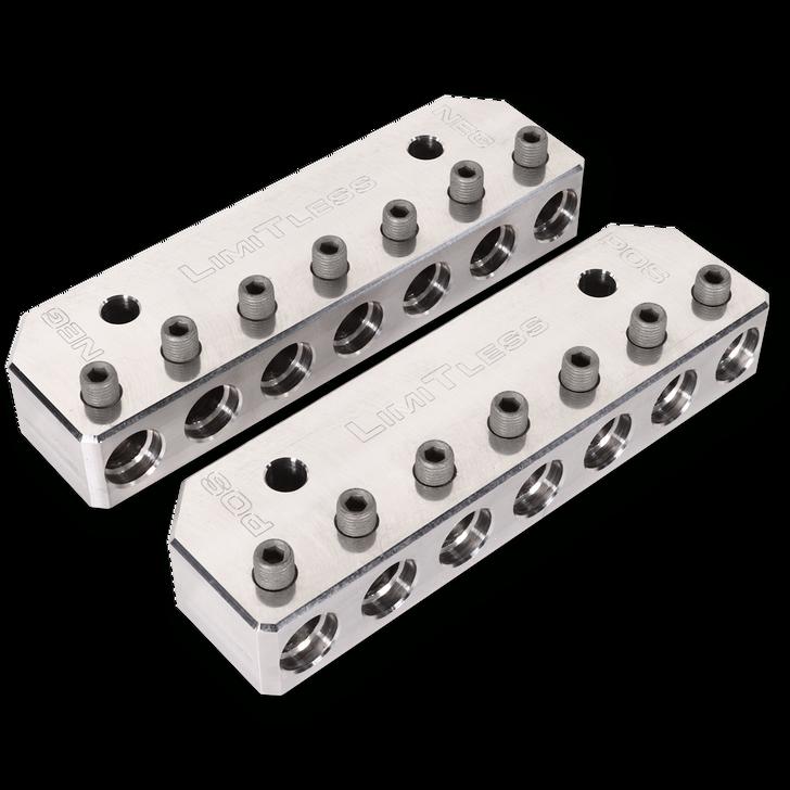 Limitless Lithium Set Screw Bars 45AH Battery