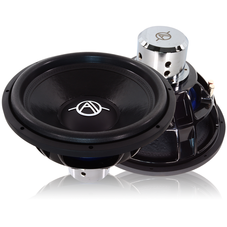 """Ampere Audio AA-Encore 12"""" 2500w RMS Subwoofer"""