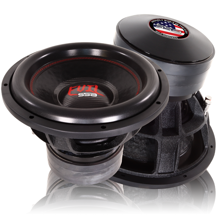 """EVIL 15"""" 3500W Subwoofer  by SSA® (2020)"""