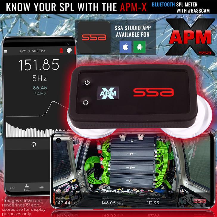 APM-X Wireless SPL Meter