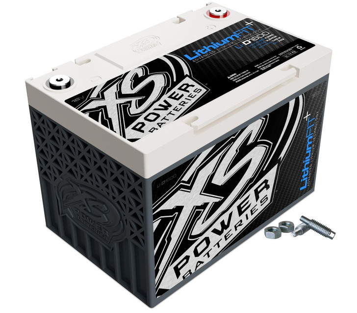Li-D1600 XS Power 16VDC Lithium Racing Battery 4320A 46.8Ah Group 34