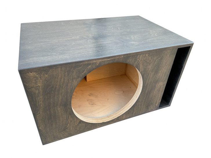 """Performance Series - Single 15"""" 3.5 Cf Net Ported Enclosure by Adire Audio"""