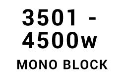 3501w - 4500w Mono