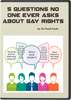 Five Questions No One Ever Asks About Gay Rights (DVD Set)