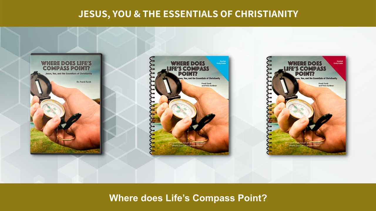 Jesus, You & the Essentials of Christianity