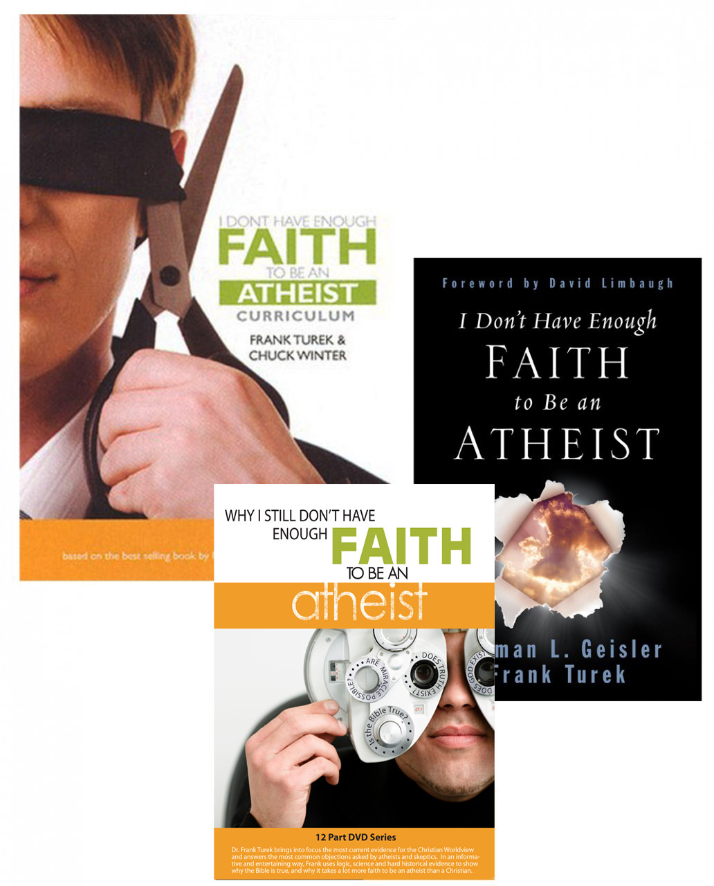 CURRICULUM Complete Set     Faith to Be an Atheist