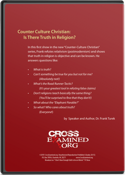 Counter Culture Christian:  Is There Truth in Religion? (DVD)
