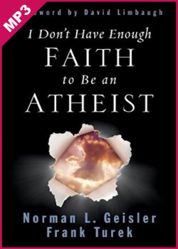 I Don't Have Enough Faith to Be an Atheist! (Sermon)