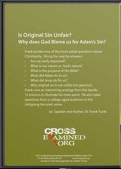 Is Original Sin Unfair? (DVD Set)