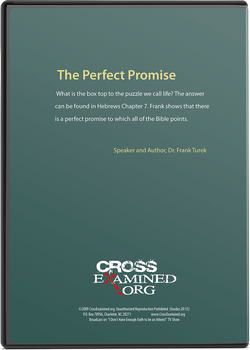 The Perfect Promise (Hebrews 7) (DVD)