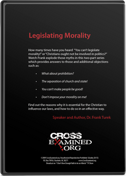 Legislating Morality (DVD Set)