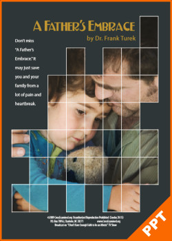 A Father's Embrace (PowerPoint download)
