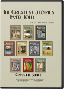 The Greatest Stories Ever Told:  Complete Series