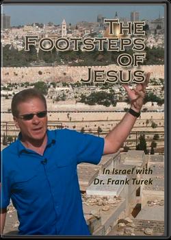 The Footsteps of Jesus  In Israel (DVD)
