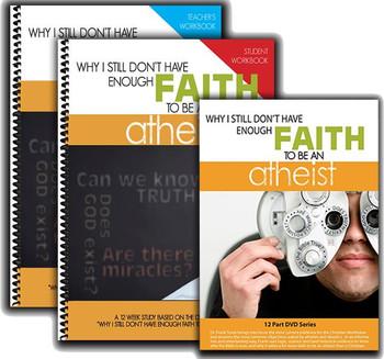 WORKBOOK Complete Instructor Set...Faith to Be an Atheist