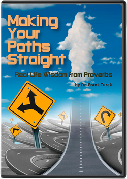 Proverbs: Making Your Paths Straight Complete 9-part DVD Series