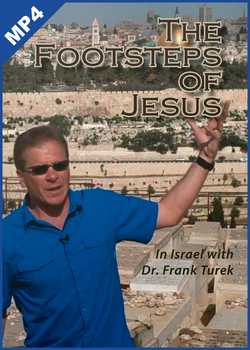 The Footsteps of Jesus  In Israel DVD mp4 Download