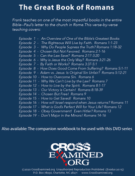 The Great Book of Romans - Complete Series (mp4 Download)