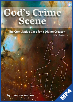 God's Crime Scene: The Cumulative Case for a Divine Creator (mp4 download)