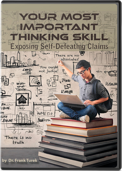 Your Most Important Thinking Skill DVD