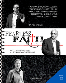 Fearless Faith Student Study Guide UPDATED 2019