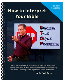 How to Interpret Your Bible - STUDENT Study Guide