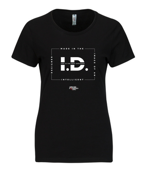 I.D. T-Shirt (women's)