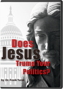 Does Jesus Trump Your Politics (DVD)
