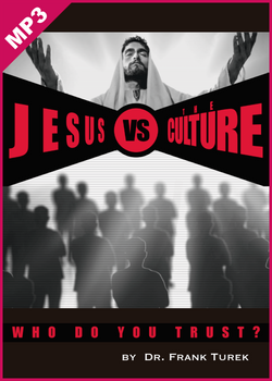 Jesus vs. The Culture - mp3 audio download Complete Series