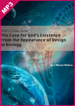 God's Crime Scene: The Case for God's Existence from the Appearance of Design (mp3 audio Download Set)