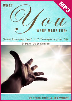 What You Were Made For: Complete 9-part SERIES (mp3 audio Download)