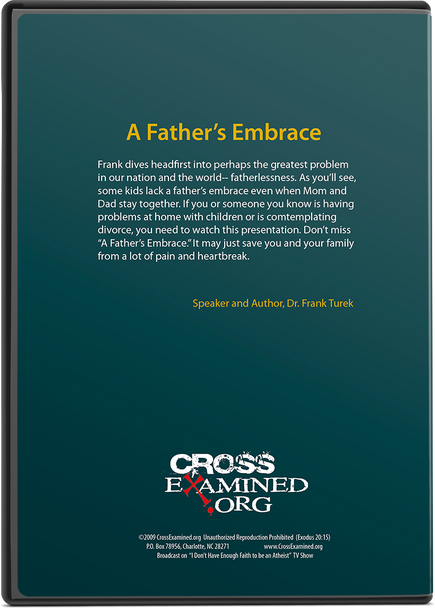 A Father's Embrace (DVD)