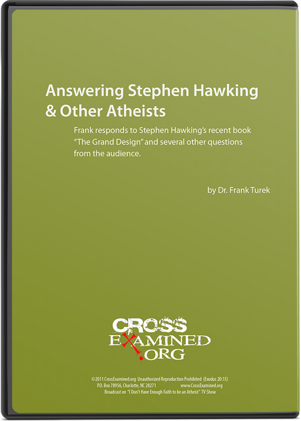 Answering Stephen Hawking & Other Atheists (DVD)