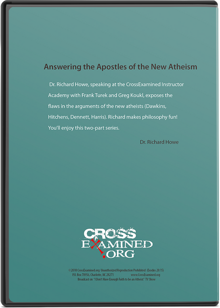 Answering the Apostles of the New Atheism Series (DVD Set)
