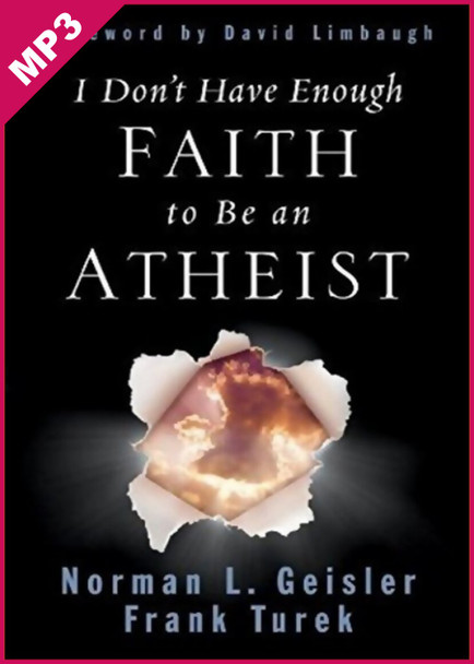 I Don't Have Enough Faith to Be an Atheist! (Sermon)