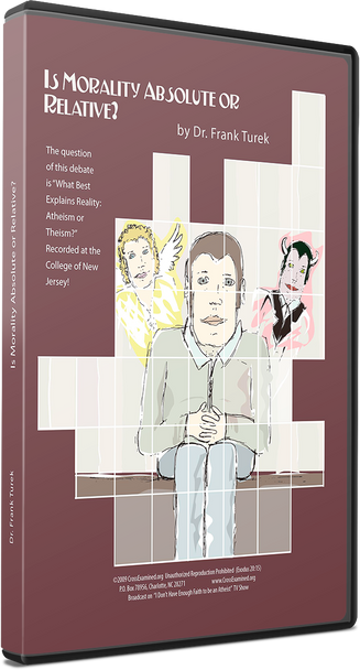 Is Morality Absolute or Relative? (DVD)